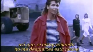 Icehouse - Crazy HD (Original 1987, subtitulos español)