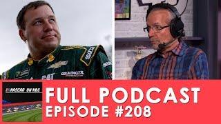 NASCAR Cup Series: Kyle Petty talks the Ryan Newman crash, Denny Hamlin's win | Motorsports on NBC