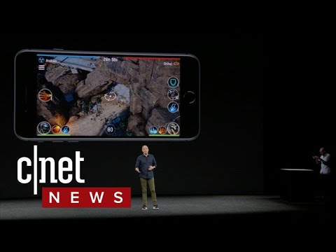 Apple shows first multiplayer game using AR (CNET News)