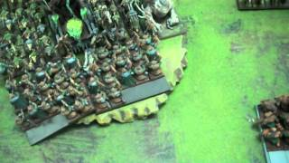 Skaven Vs Dwarfs 01 (brewery)- Blue Table Painting