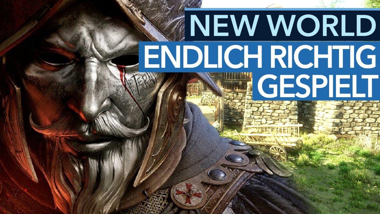 NEW WORLD hat uns beim neusten Anspielen ÜBERRASCHT!