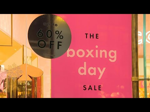Has Boxing Day Been Surpassed By Black Friday?