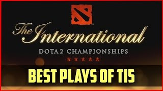 Best Plays of: The International 5 Movie | DOTA 2 Compilation highlights
