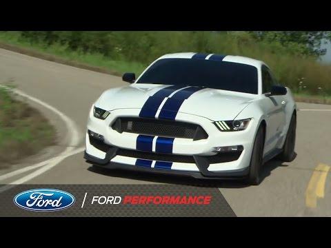 Unique Power Unique Sound  Shelby GT350  Ford Performance