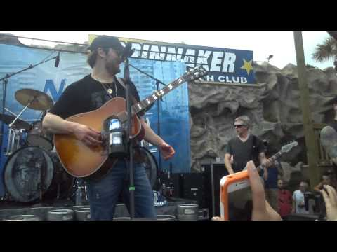 Eric Church Drink a little drink smoke a little smoke SPINNAKERS PCB 2012