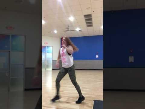 Ludacris Money Maker dance fitness Dance2Fit with Callie
