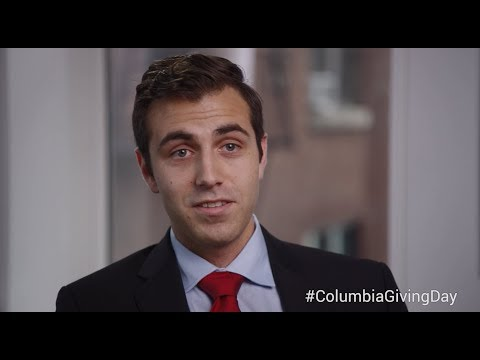 Ramsey Fisher, Class of 2018: making a real impact through Columbia Law