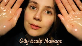 ASMR Scalp Massage with Oil (+ Lotion, Gel & More)