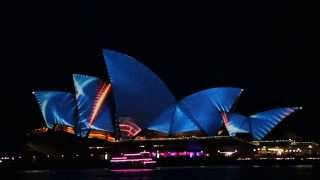 2014 VIVID SYDNEY - A FESTIVAL FULL OF FUN, LIGHT, IDEAS AND MUSIC