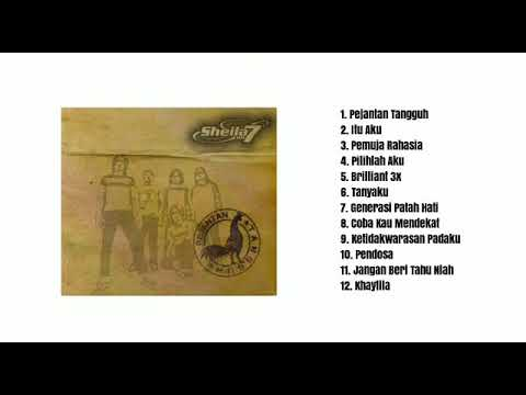 SHEILA ON 7 PEJANTAN TANGGUH 2004 (FULL ALBUM)