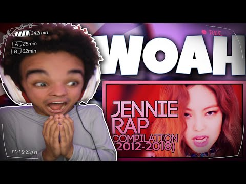 Jennie's Rap Compilation 🔥