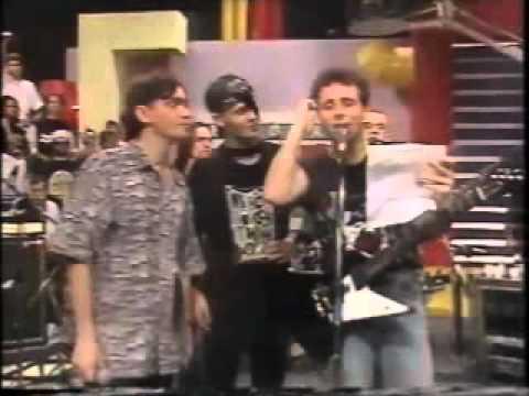 Titãs no Programa Livre em 1993