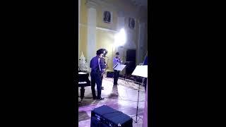 Музыка из кинофильма Ва-Банк. Выступление ансамбля TRUBADURS