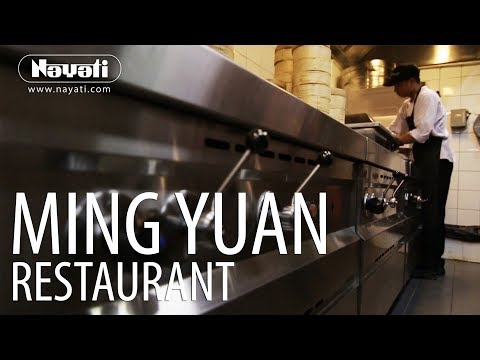 Ming Yuan : Oriental Kitchen Equipment By Nayati
