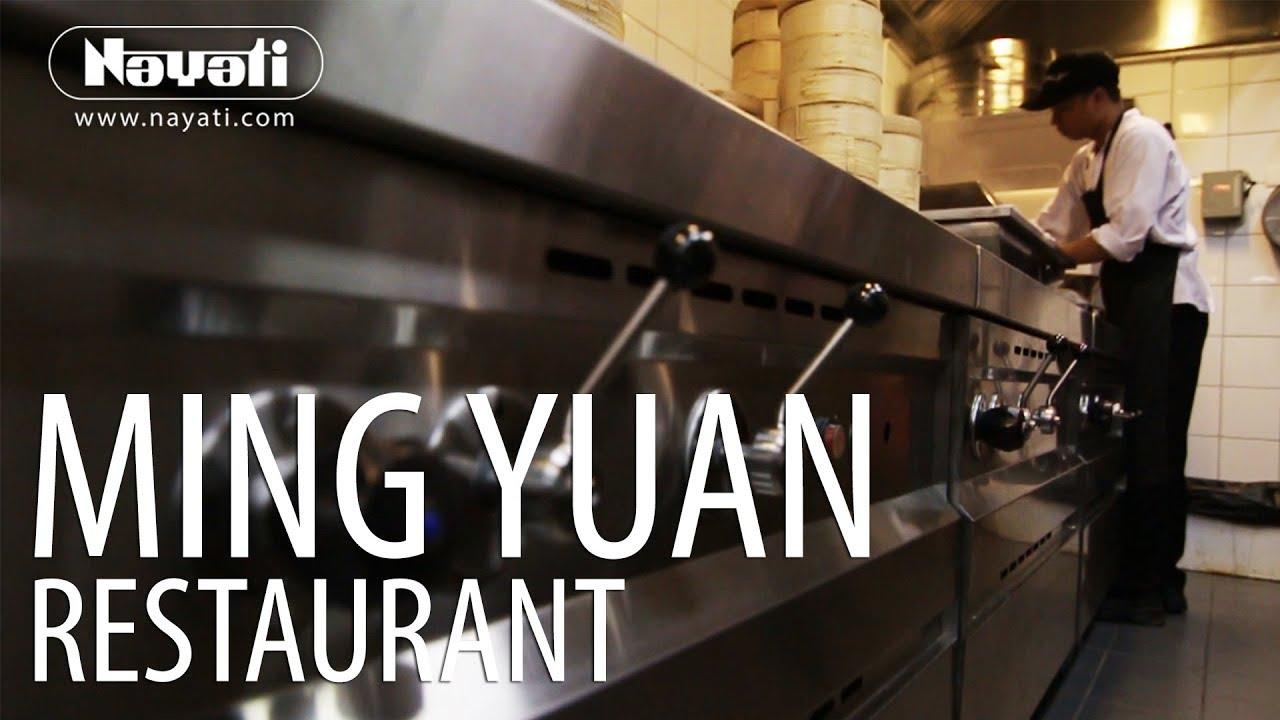 Ming yuan oriental kitchen equipment by nayati