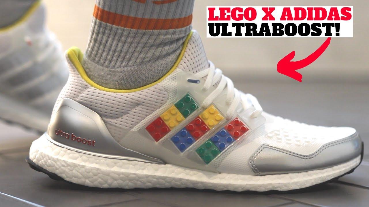 LEGO X ULTRABOOST DNA