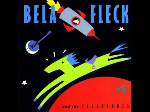 Béla Fleck and the Flecktones - Mars Needs Women: They're Here