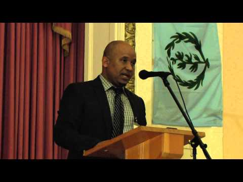 Solomon Assefaw opening speech - Oakland Conference