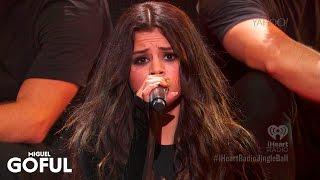 Video Selena Gomez - Kill Em with Kindness (Live iHeartRadio Jingle Ball 2015) download MP3, 3GP, MP4, WEBM, AVI, FLV Maret 2017