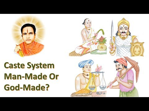 Caste System: Man-Made or God-Made?