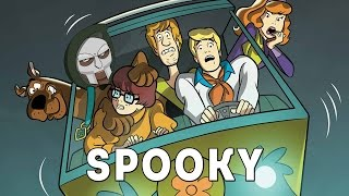 SPOOKY: Scooby-Doo HipHop Instrumental (MF DOOM Style Rap Beat) [Cartooon Sample With Bass] Kannibal