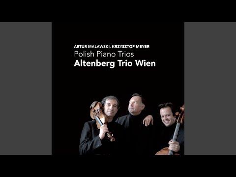 Piano Trio, Op. 50: IV. Cantabile E Furioso