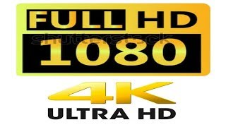 Converts video resolution to HD quality of HD 1080p Full HD