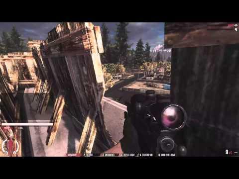 Бесплатная online игра про зомби The War Z- трейлер