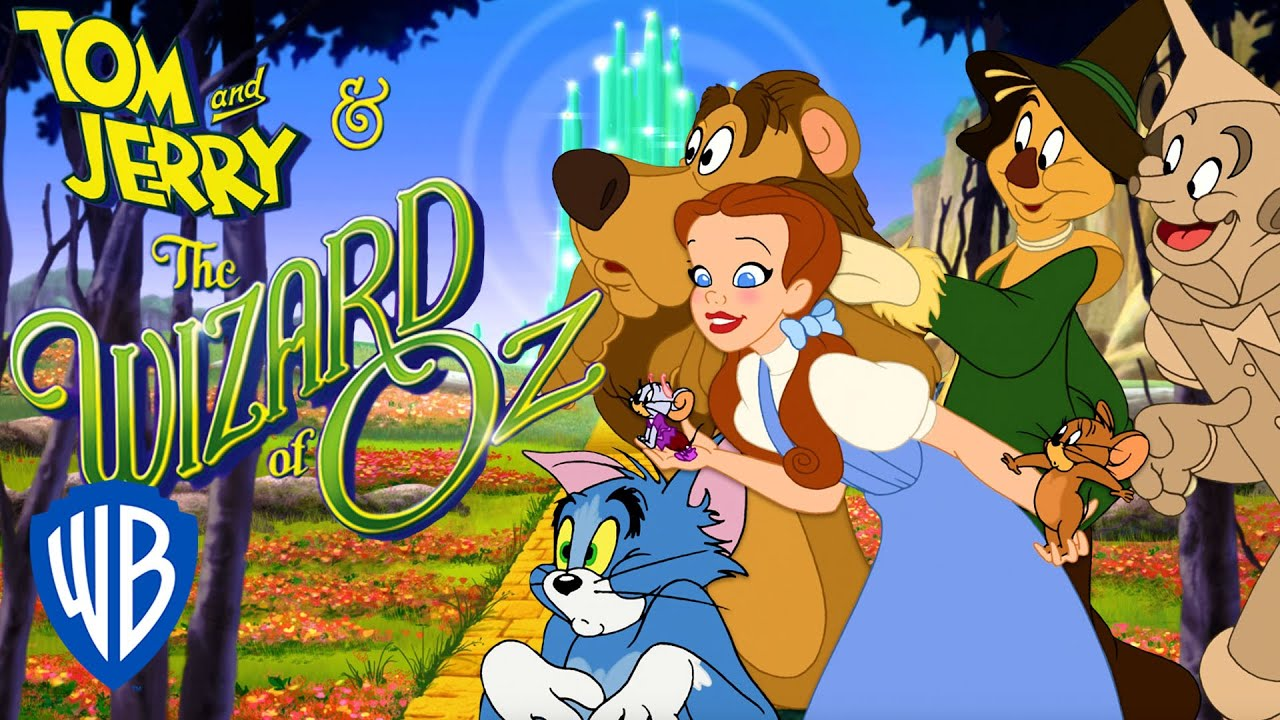 Download Tom & Jerry | The Wizard of Oz | First 10 Minutes | WB Kids
