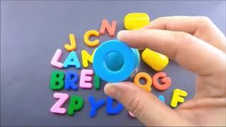tiki tv | Learn ABC Alphabet Surprise Eggs