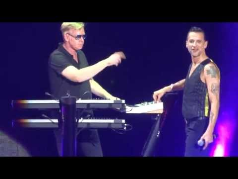 """""""Just Cant Get Enough"""" Depeche Mode@Revel Ovation Hall Atlantic City 8/30/13"""