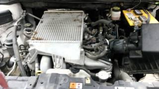 Mazda cx7 motor