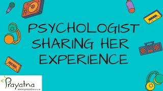 Psychologist  sharing their experience | prayatna centre for child development(2018)
