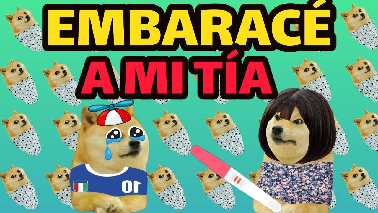 Download EMBARACE A MI TIA POR ACCIDENTE- hilos con cheems