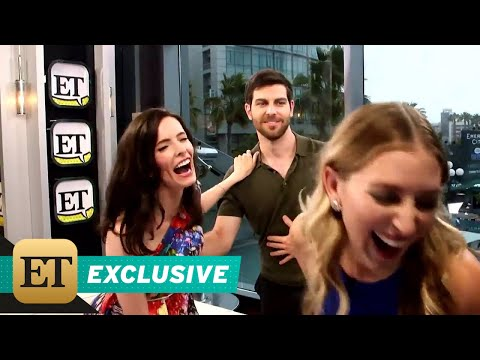 EXCLUSIVE: 'Grimm' Stars Bitsie Tulloch and David Giuntoli Are Engaged  See the Ring!