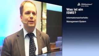 TÜV Rheinland: Was ist ein ISMS? | Angela Recino Bewegte Kommunikation