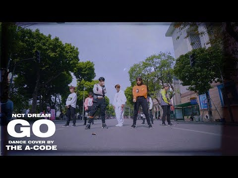 [ONE TAKE IN PUBLIC] GO - NCT DREAM (엔시티 드림) Dance Cover | The A-code from Vietnam