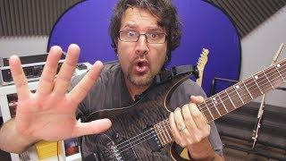Don't Learn Scales - Learn Chords Instead!