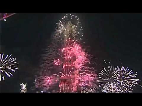 Những màn pháo hoa chào đón năm mới trên thế giới