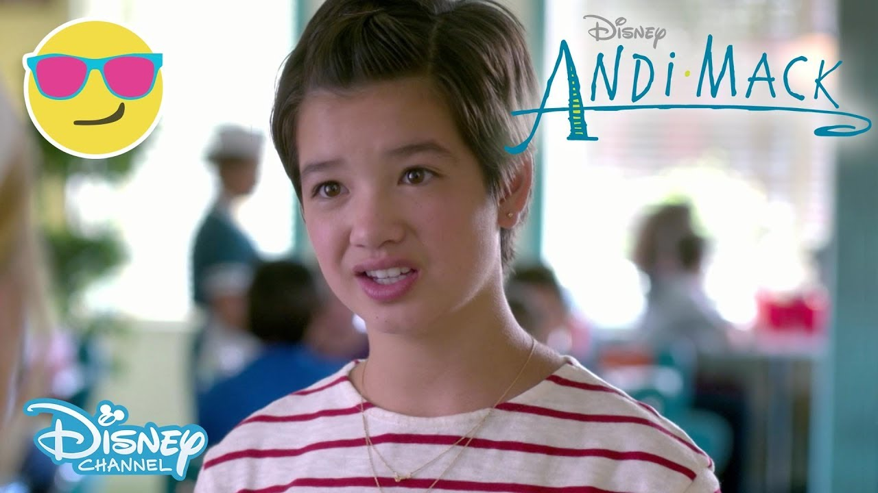 Download Andi Mack   Season 2 Episode 6 First 5 Minutes   Official Disney Channel UK