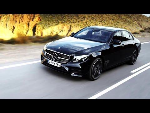 Mercedes-AMG E 43 4MATIC - Trailer - Mercedes-Benz original