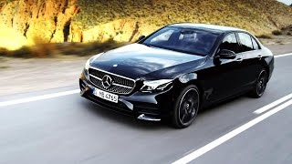 Mercedes-AMG E 43 4MATIC - Trailer - Mercedes-Benz original