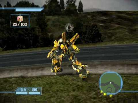 transformers the game free roam gameplay