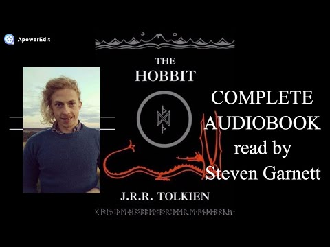 The Hobbit [ FULL AUDIOBOOK ] relax * asmr * sleep
