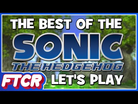The Best of the FTCR Sonic 06 Let's Play