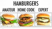 4 Levels of Hamburgers: Amateur to Food ScientistEpicurious