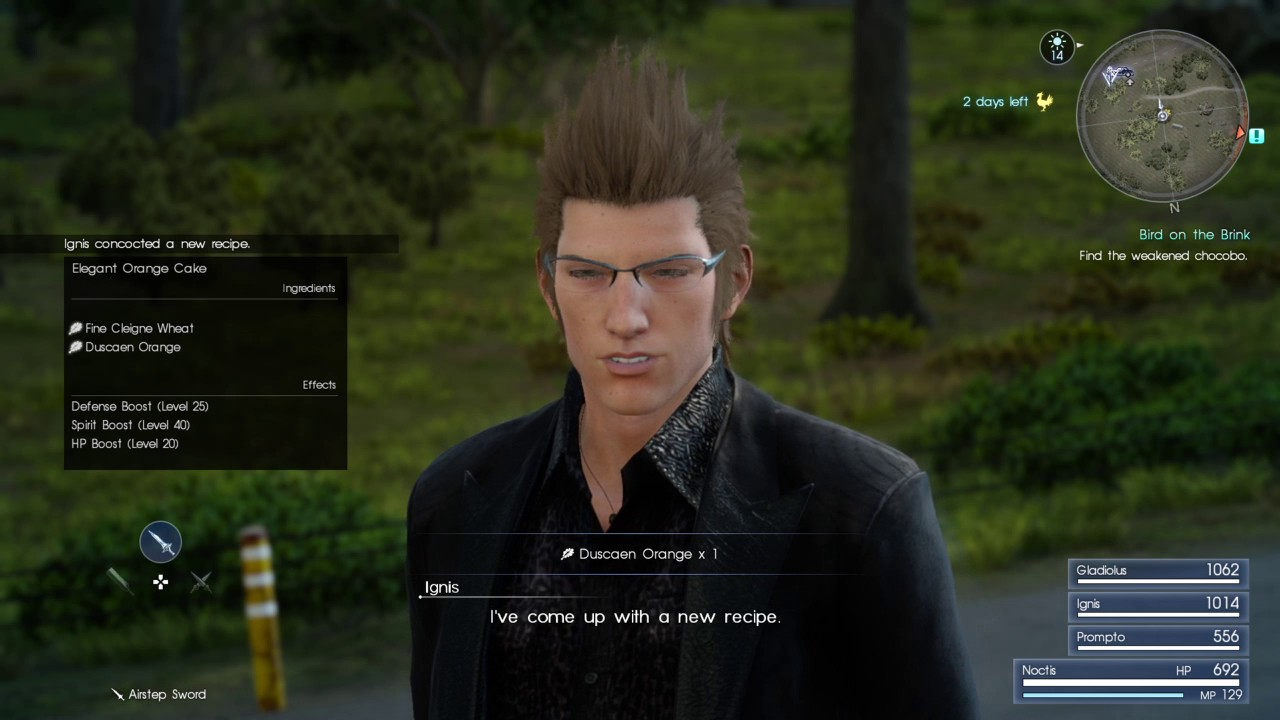 Image result for Ignis new recipe