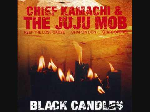chief kamachi & the juju mob - radios