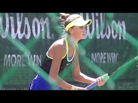 💕Stabil💕 Mariya Krasakova (Rus) v Et Lynelle Lim (Sin), Day 1, ITF (ITennis Federation 2017)