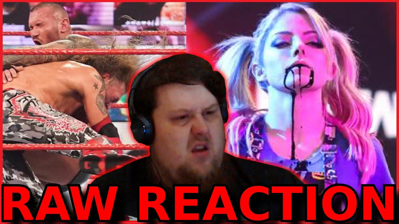 Download Edge VS Randy Orton! (For the Last time?) : RAW Reaction 25.Jan.2021